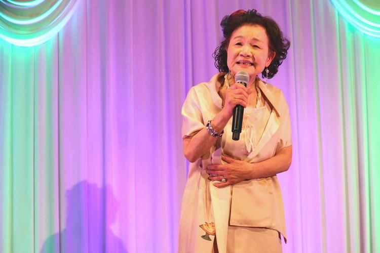 おおどり美代子さん、大好きな歌...