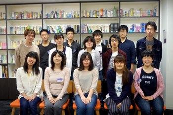 大阪アミューズメントメディア専門学校ノベルス学科の学生・集合写真2.jpg