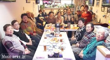 小野和子・帰郷3周年パーティー カラオケスタジオ.jpg