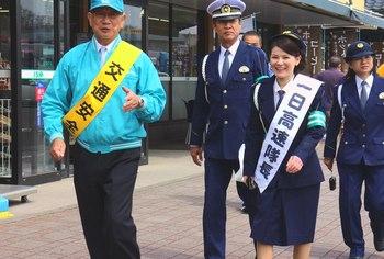 竹村こずえ・1日高速隊長010.jpg